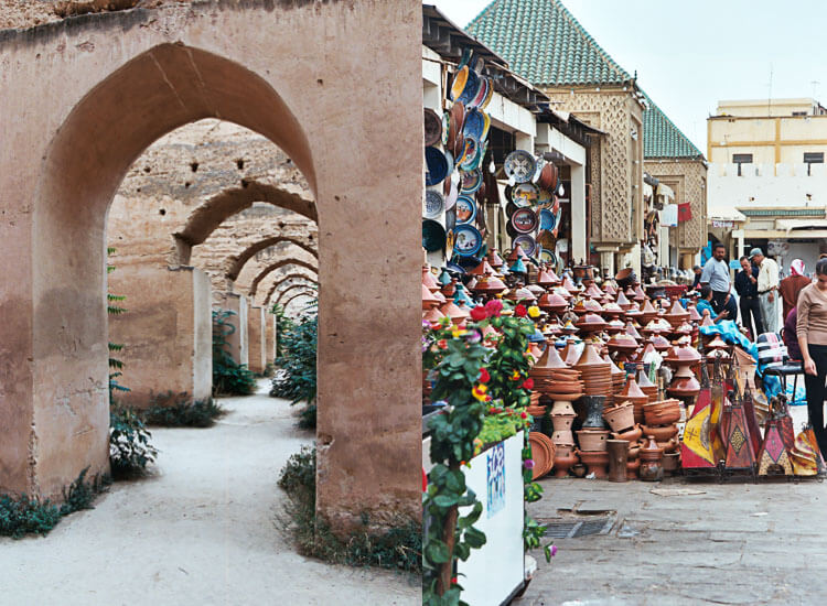 Meknes Marokko   simoneskitchen.nl