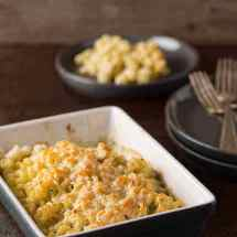 Mac & Cheese met gorgonzola | simonekitchen.nl