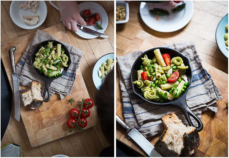 Workshop foodfotografie en styling Londen | simoneskitchen.nl