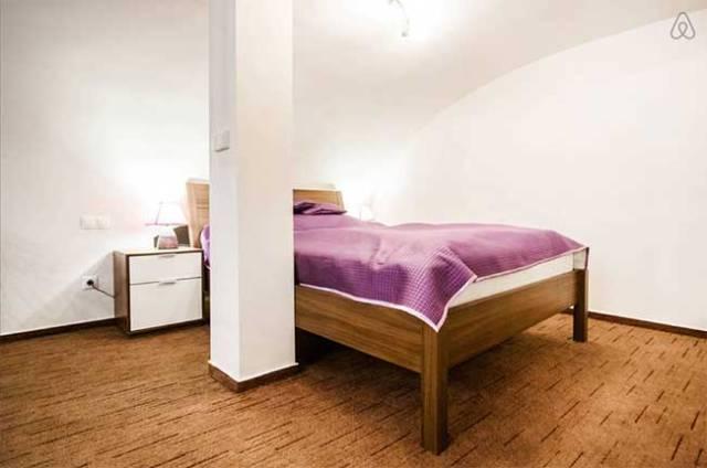 Slaapkamer is klein maar fijn