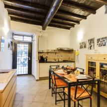 Airbnb appartement trastevere Rome | simoneskitchen.nl