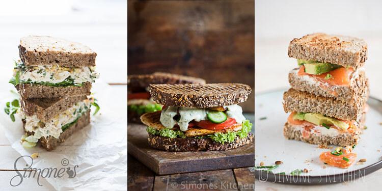 De tien lekkerste sandwiches | simoneskitchen.nl
