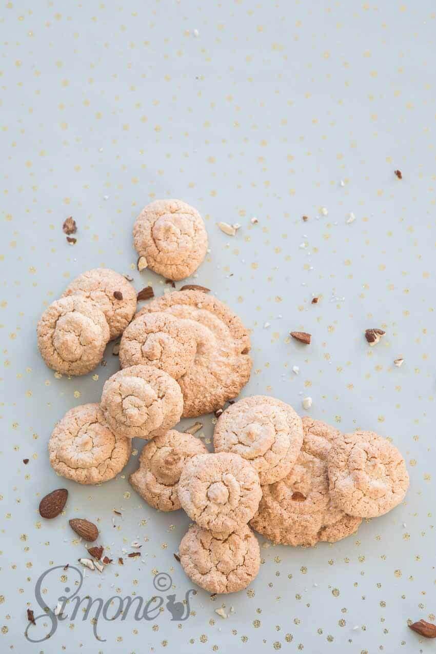 Zelf bitterkoekjes maken | simoneskitchen.nl