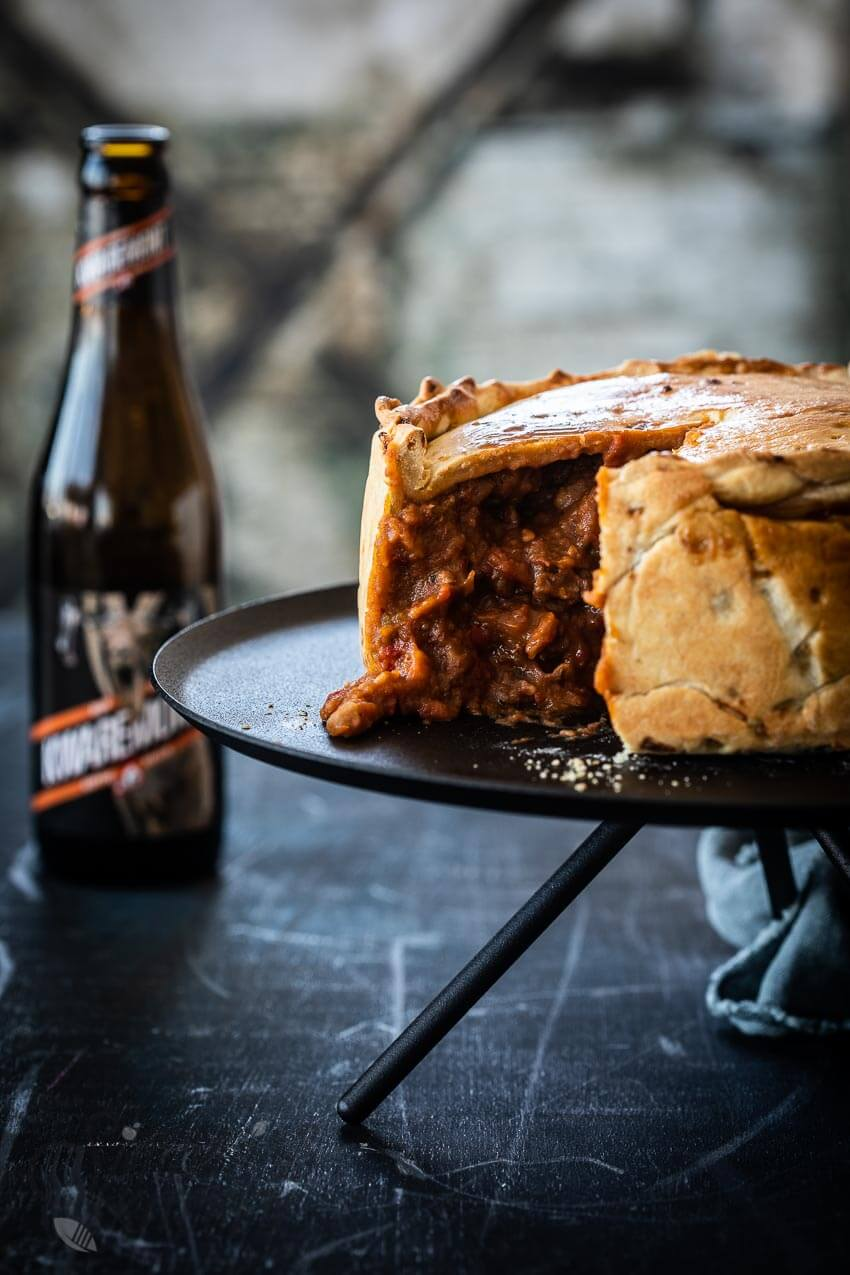 Steak en ale pie | simoneskitchen.nl