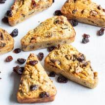 Cranberry broodjes