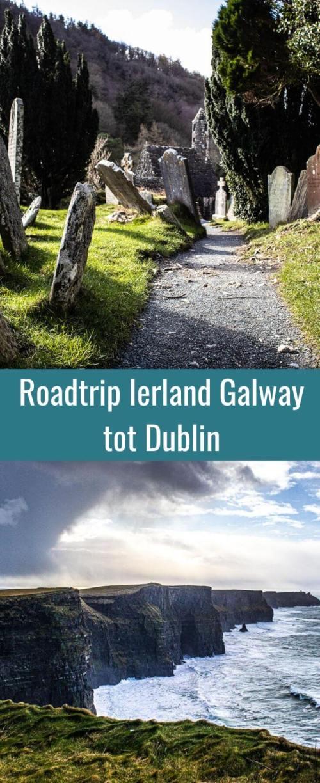Roadtrip Ierland