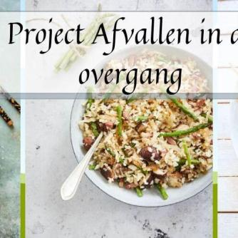 project afvallen in de overgang