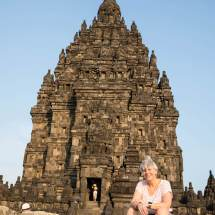 Prambanan tempel Java