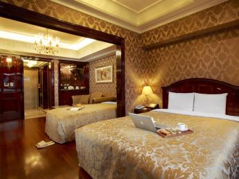 Suite in Gangnam Artnouveau City