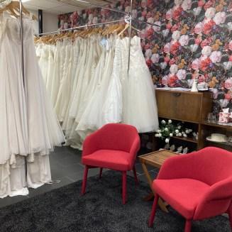Tante Pollewop - Vintage trouwjurken