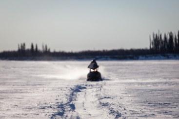 Sur le Yukon