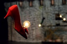 If the Shoe Fits (dance/theatre, Rococo Productions) -- Lighting Design
