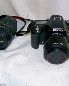 Why I bought a Pentax K200D 2