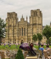 Visit to Wells Cathedral 4