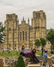 Visit to Wells Cathedral 1