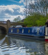 Loughborough narrowboat fair 1