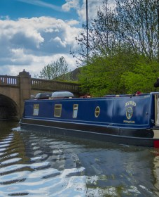 Loughborough narrowboat fair 7