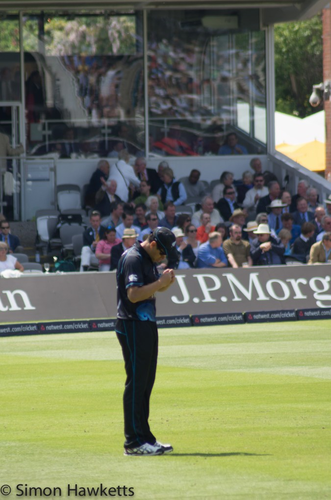 Lords cricket ground - Ros Taylor