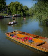 Punts on the Cam 1