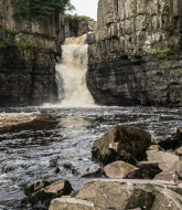 High force waterfall 1