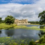 Raby Castle County Durham Pictures - Raby Castle and Lake