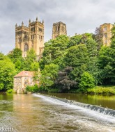 View of Durham Cathedral 3