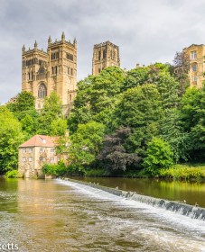 View of Durham Cathedral 2