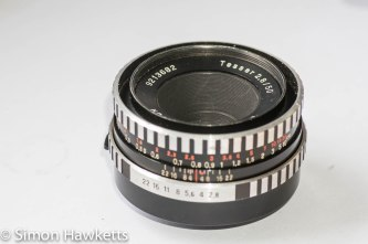 Carl Jeiss Jena 50mm