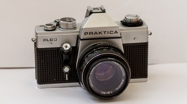 Praktica PLC 3 35mm slr camera
