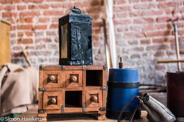 Kentwell Hall Tudor day pictures - The gunsmiths toolbox