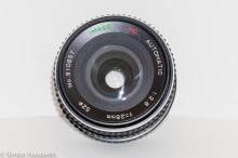Star D/Image 28mm f/2.8 front view