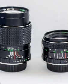 Star D/Image lens - Both 'Image MC' lenses