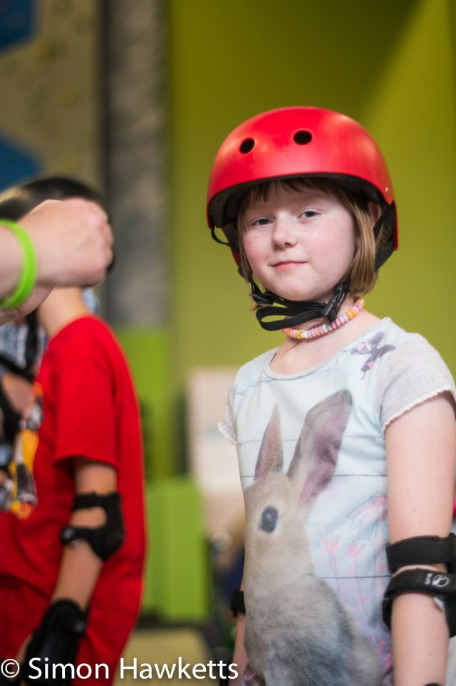 Pictures from Woburn Forest CenterParcs - Ready for rollerskating