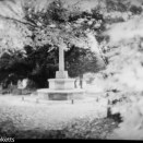 Caffenol-C-M sample pictures - Memorial in a churchyard