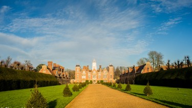 Blickling Hall National Trust property pictures - Blickling Hall