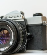 Fujica STX-1 35mm slr camera 2