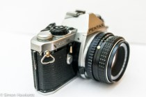 Pentax ME Super - self timer and lens release
