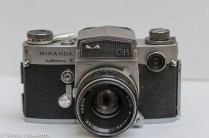 Miranda Automex III 35mm SLR camera