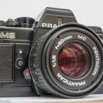 Praktica BMS 35mm electronic camera