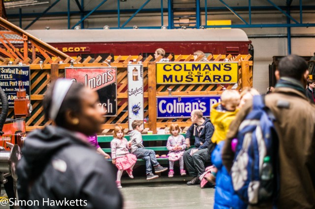Nation Railway Museum pictures - Colmans's Mustard Sign