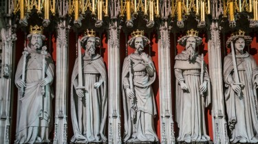 Sony Nex 6 pictures - The King's screen in York Minster