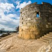 A defensive fort on the river Ouse in York