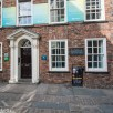 The starting point for the York Ghost Hunt