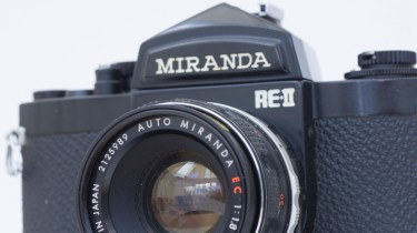 Miranda RE-II 35mm slr