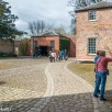 Beningborough Hall pictures - The courtyard