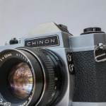 Chinon CS 35mm slr camera