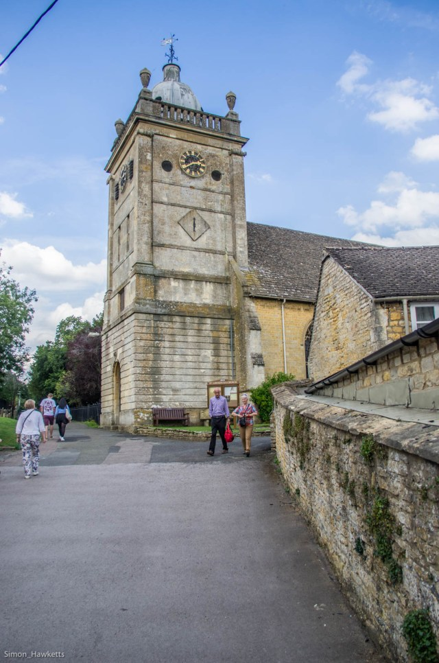 Church in Bourton