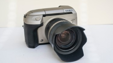 Minolta Vectis S-1 APS camera