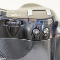 Pentax Z-1 35mm autofocus slr showing rear control dial and control buttons