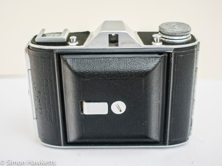 Ensign Selfix 16-20 - lens closed